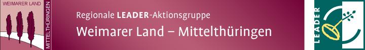 Kopfbild RAG Weimarer Land – Mittelthüringen
