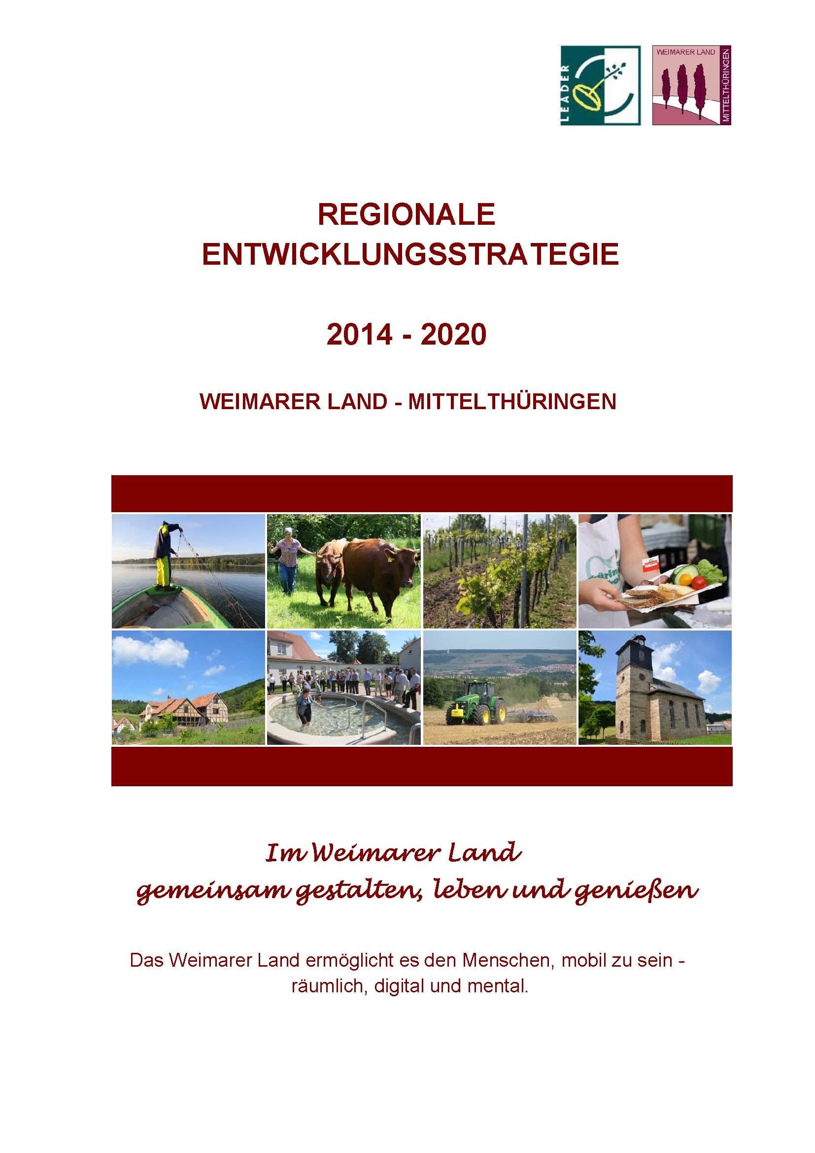 Regionale Entwicklungsstrategie 2014-2020