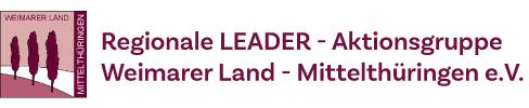 Kopfbild Regionale LEADER - Aktionsgruppe Weimarer Land - Mittelthüringen e.V.