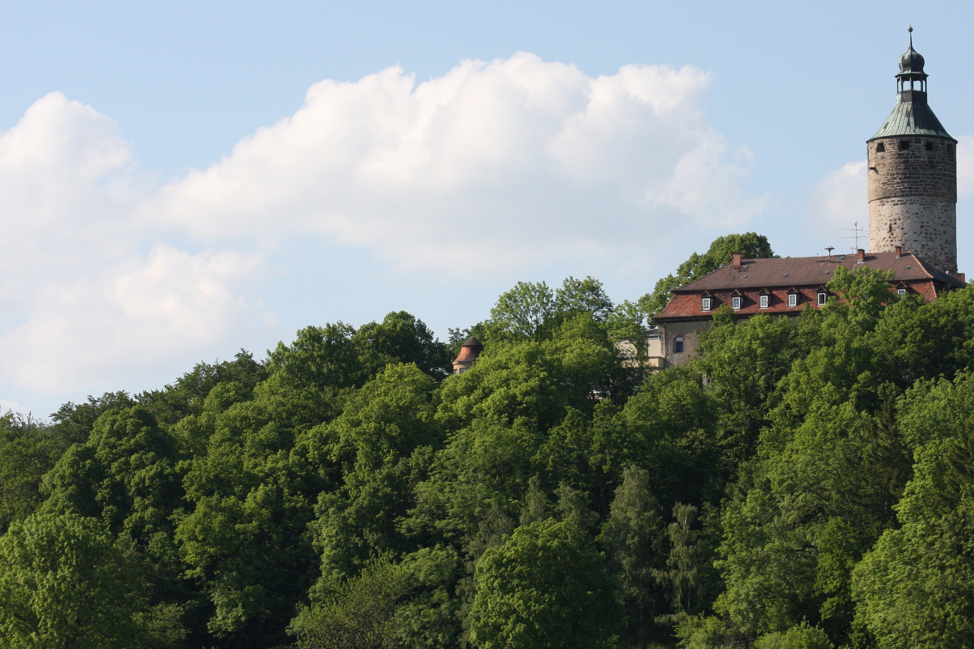 Schloss Tonndorf, Uwe Germar