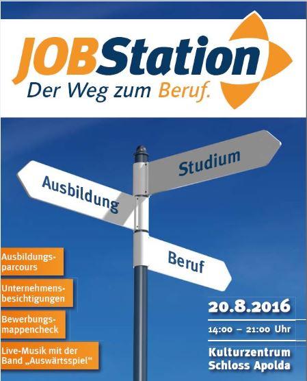 Regionale Berufsmesse 2016 (Landratsamt Weimarer Land)