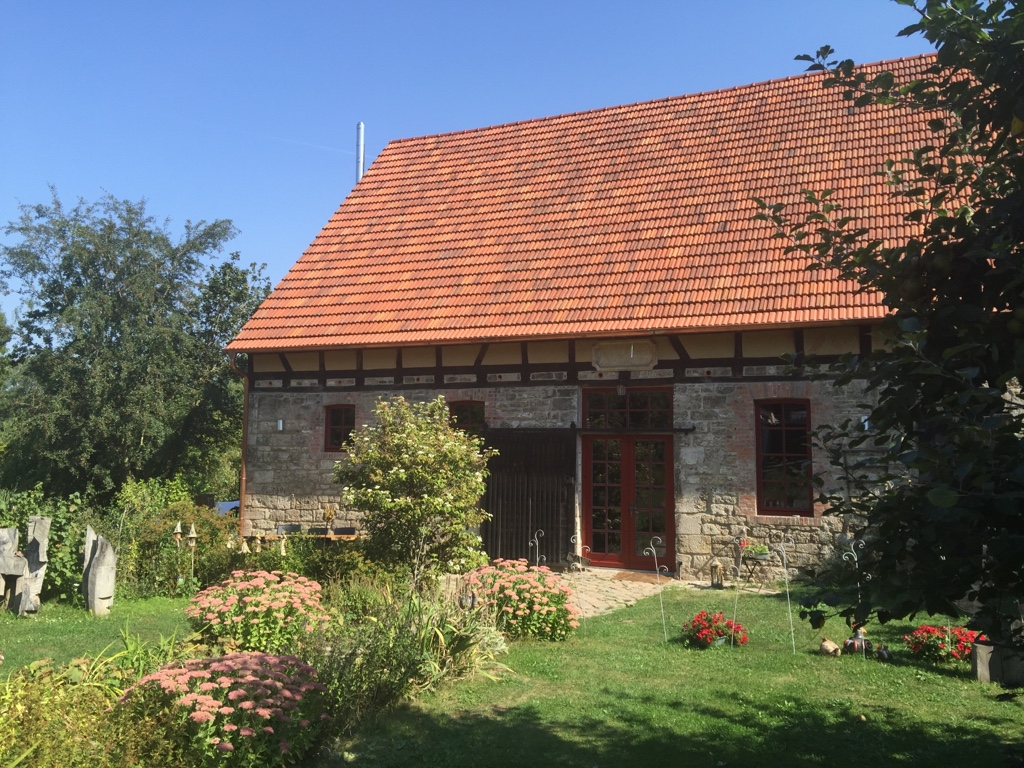 Instandsetzung des Dachgeschosses (KulturGut Ulrichshalben, Roth)