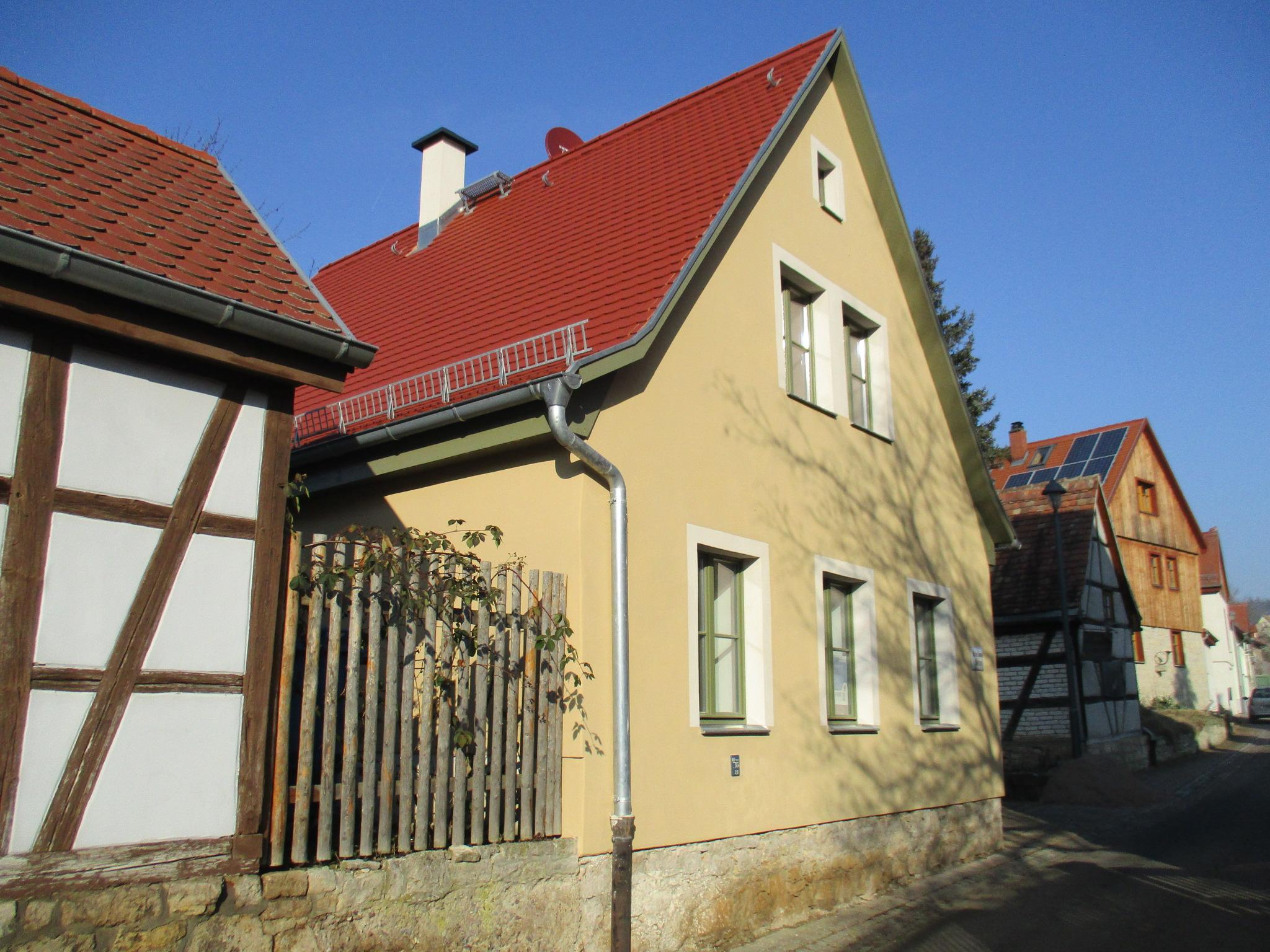 Gemeindehaus Oettern (RAG Weimarer Land - Mittelthüringen e.V.)