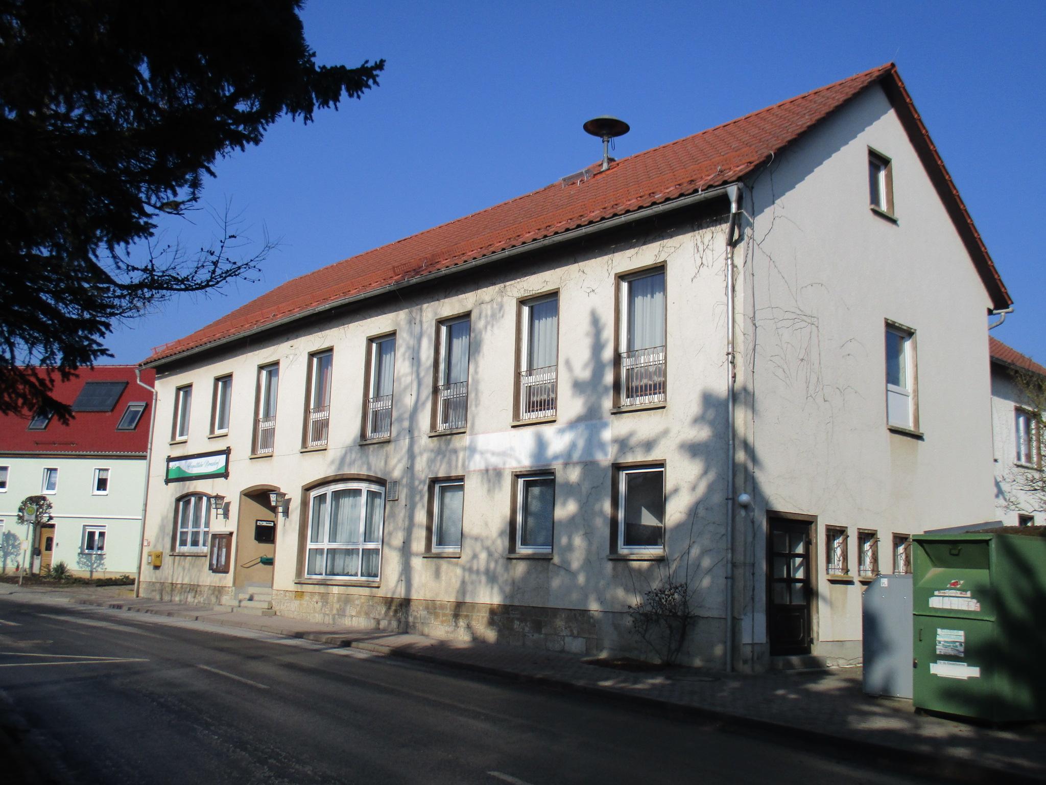 Heimatstube Nirmsdorf, RAG Weimarer Land - Mittelthüringen e.V.