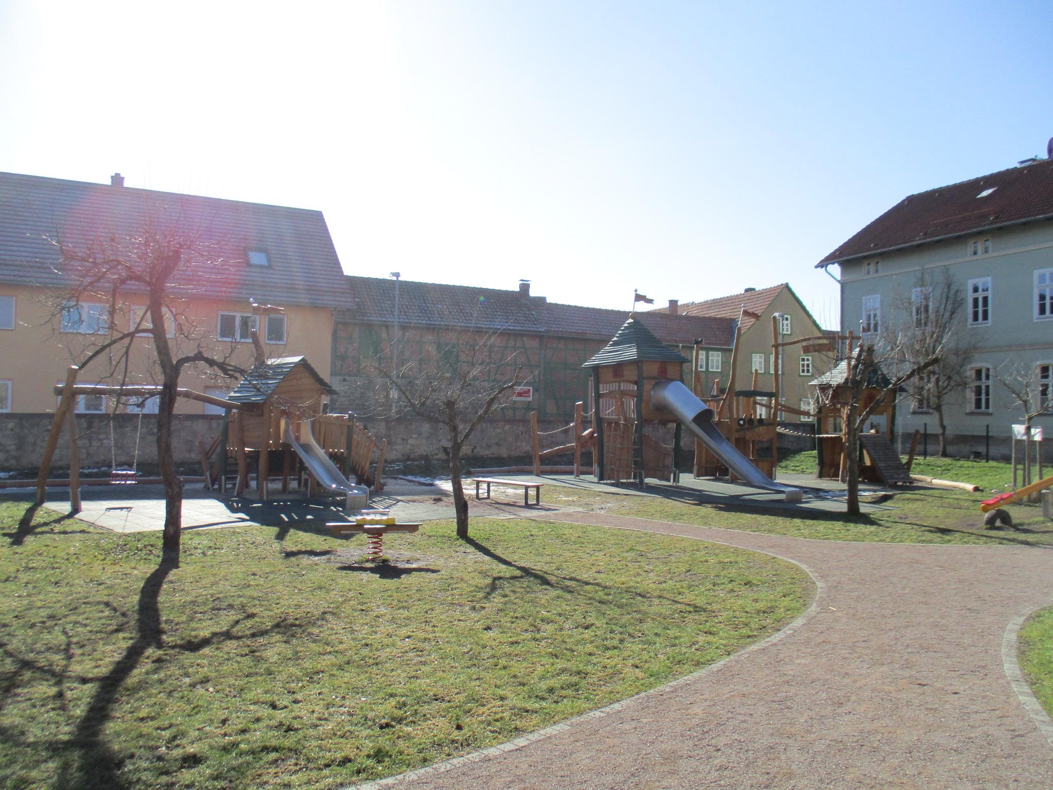 Aktivspielplatz (RAG Weimarer Land - Mittelthüringen e.V.)