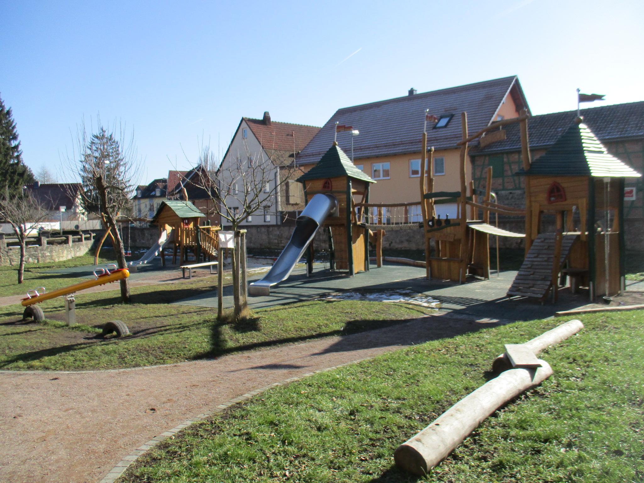 Aktivspielplatz, RAG Weimarer Land - Mittelthüringen e.V.