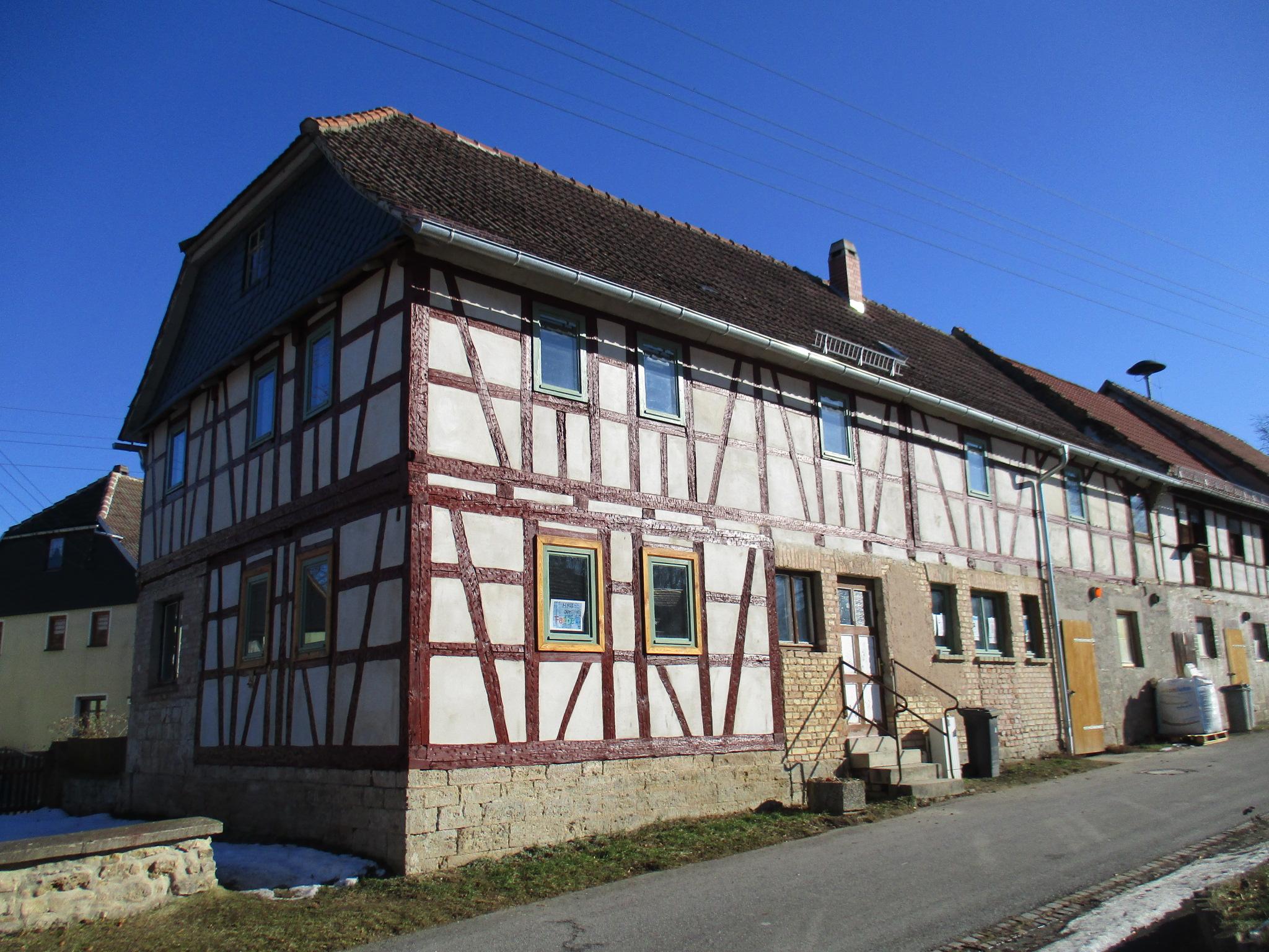 Haus der Farben (RAG Weimarer Land - Mittelthüringen e.V.)