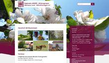 Neue Homepage der RAG Weimarer Land - Mittelthüringen e.V.