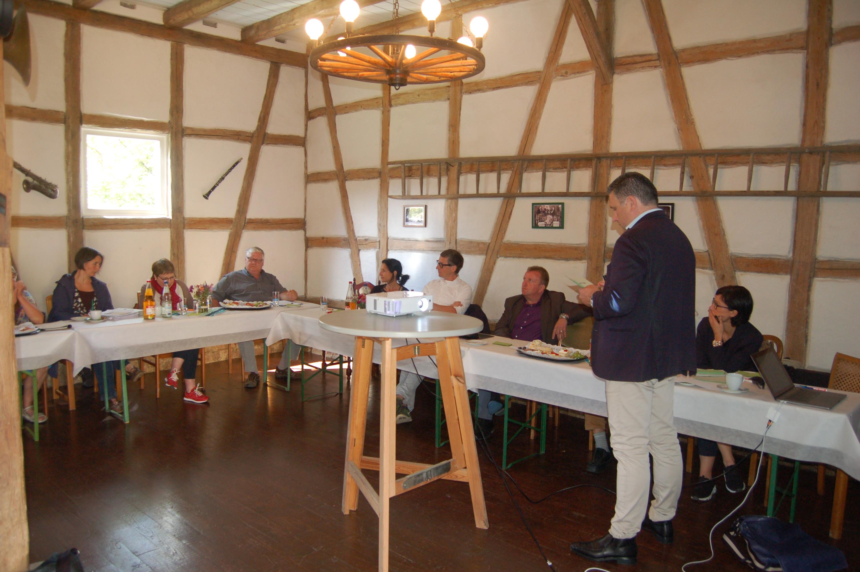 Touristischer Dialog zur Qualität am Ilmtal-Radweg (RAG Gotha - Ilm-Kreis - Erfurt e. V.)