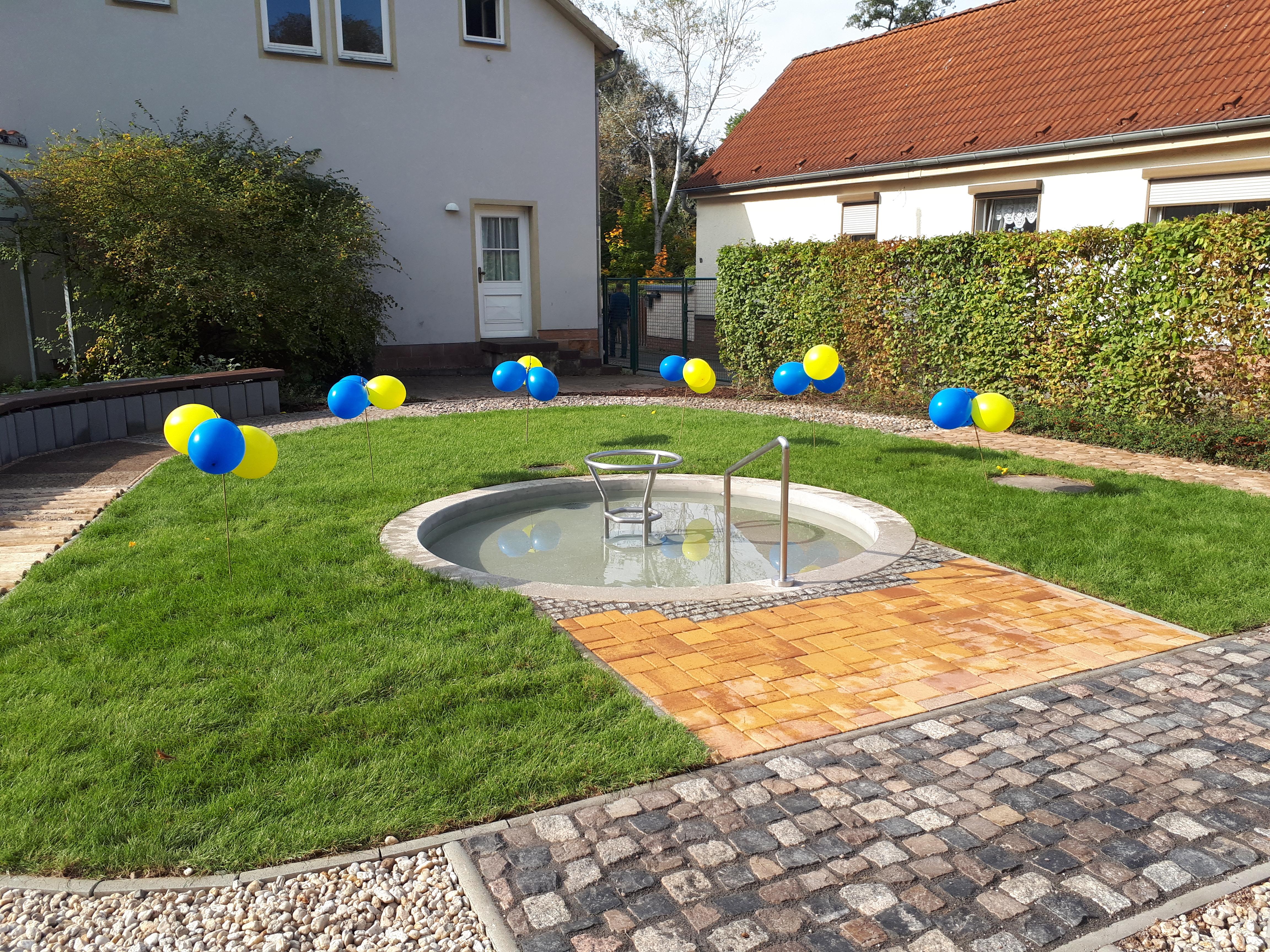Kinderkneippbecken Bad Berka (RAG Weimarer Land - Mittelthüringen e.V.)