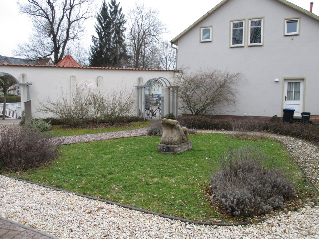 Anlage vor der Neugestaltung, RAG Weimarer Land - Mittelthüringen e.V.