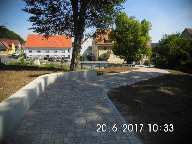 Mehrgenerationenpark - 1. BA (VG Kranichfeld)