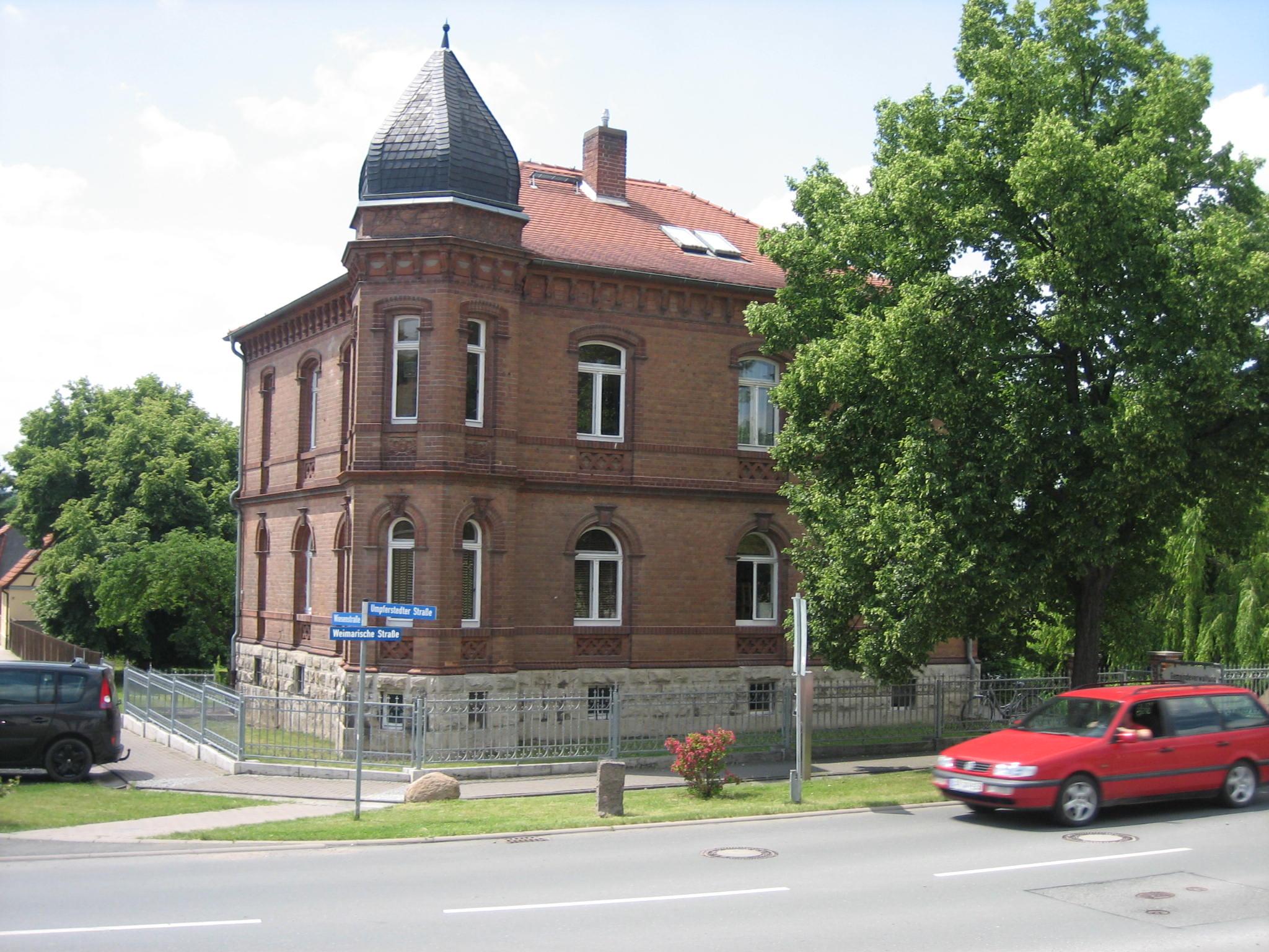 Dienstleistungshaus Mellingen (RAG Weimarer Land-Mittelthüringen e.V.)