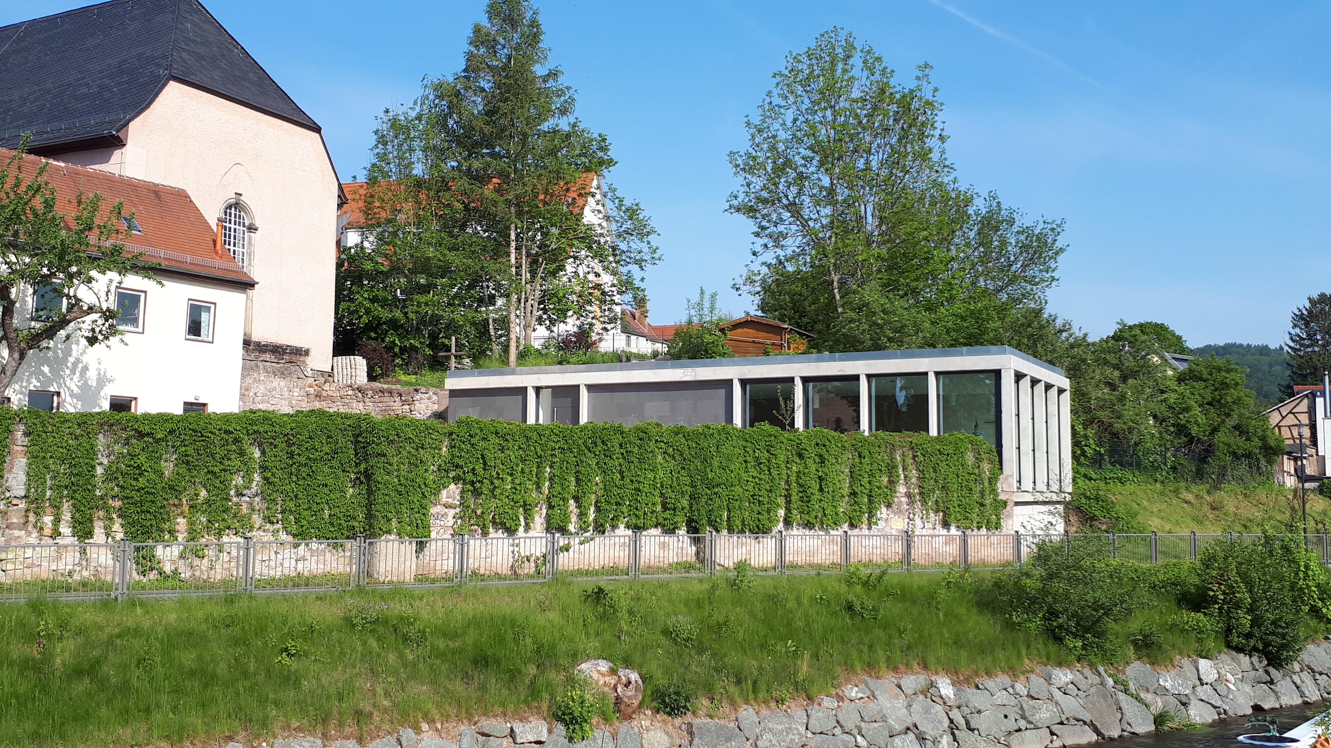 Evangelisches Gemeindezentrum St. Marien (RAG Weimarer Land - Mittelthüringen e.V.)
