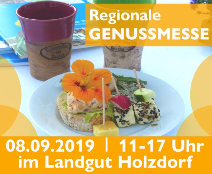 Regionale Genussmesse 2019