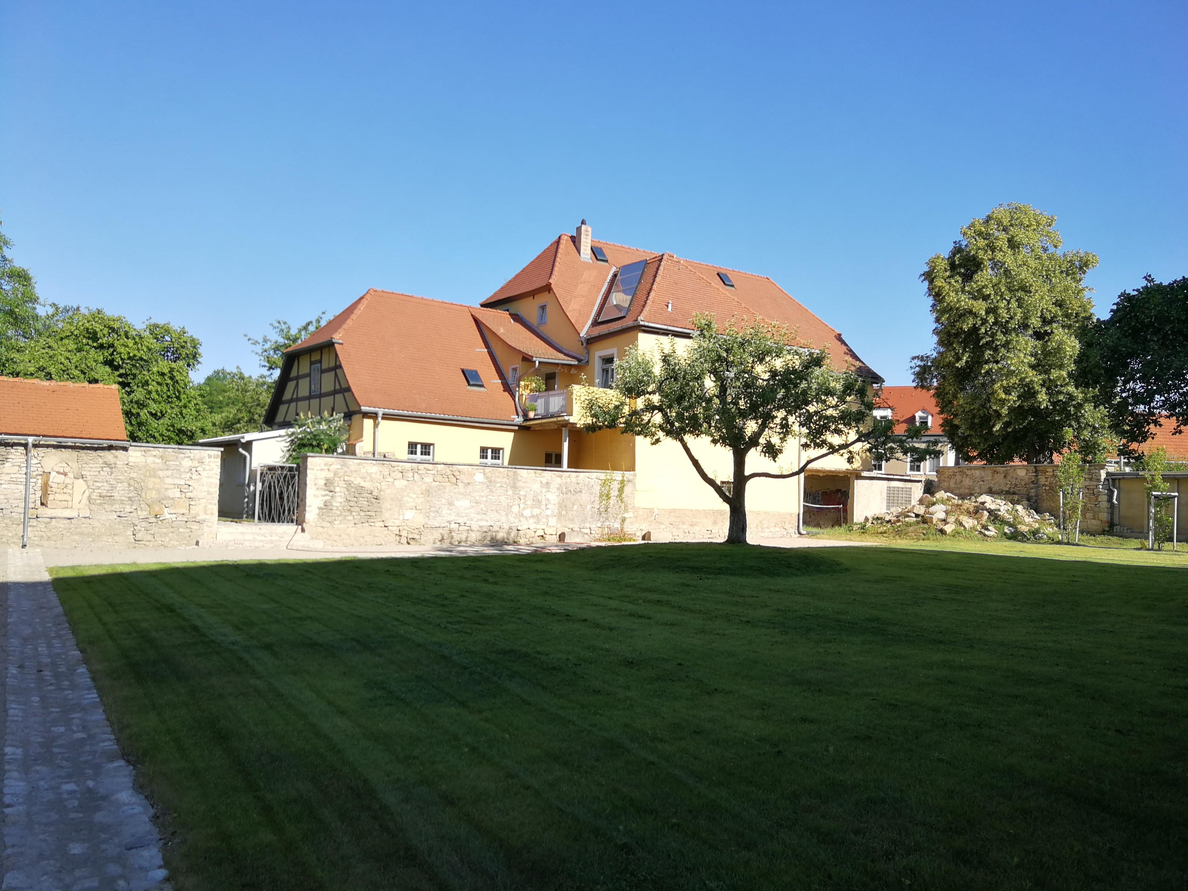 Nonnengarten in Oberweimar (RAG Weimarer Land - Mittelthüringen e.V.)