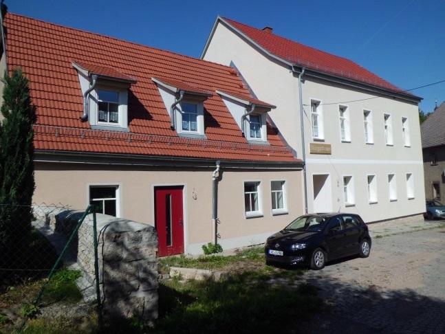 Bürgerhaus Süßenborn (RAG Weimarer Land - Mittelthüringen e.V.)
