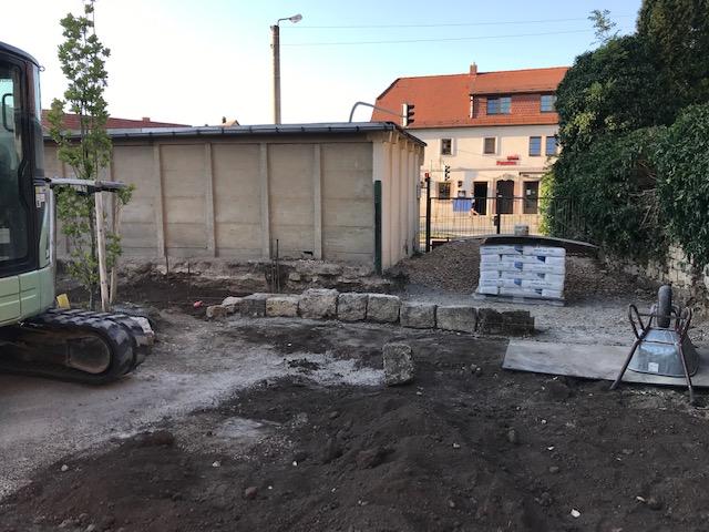Nonnengarten - 4. Bauabschnitt, Evangelisch-Lutherische Kirchengemeinde Oberweimar-Ehringsdorf