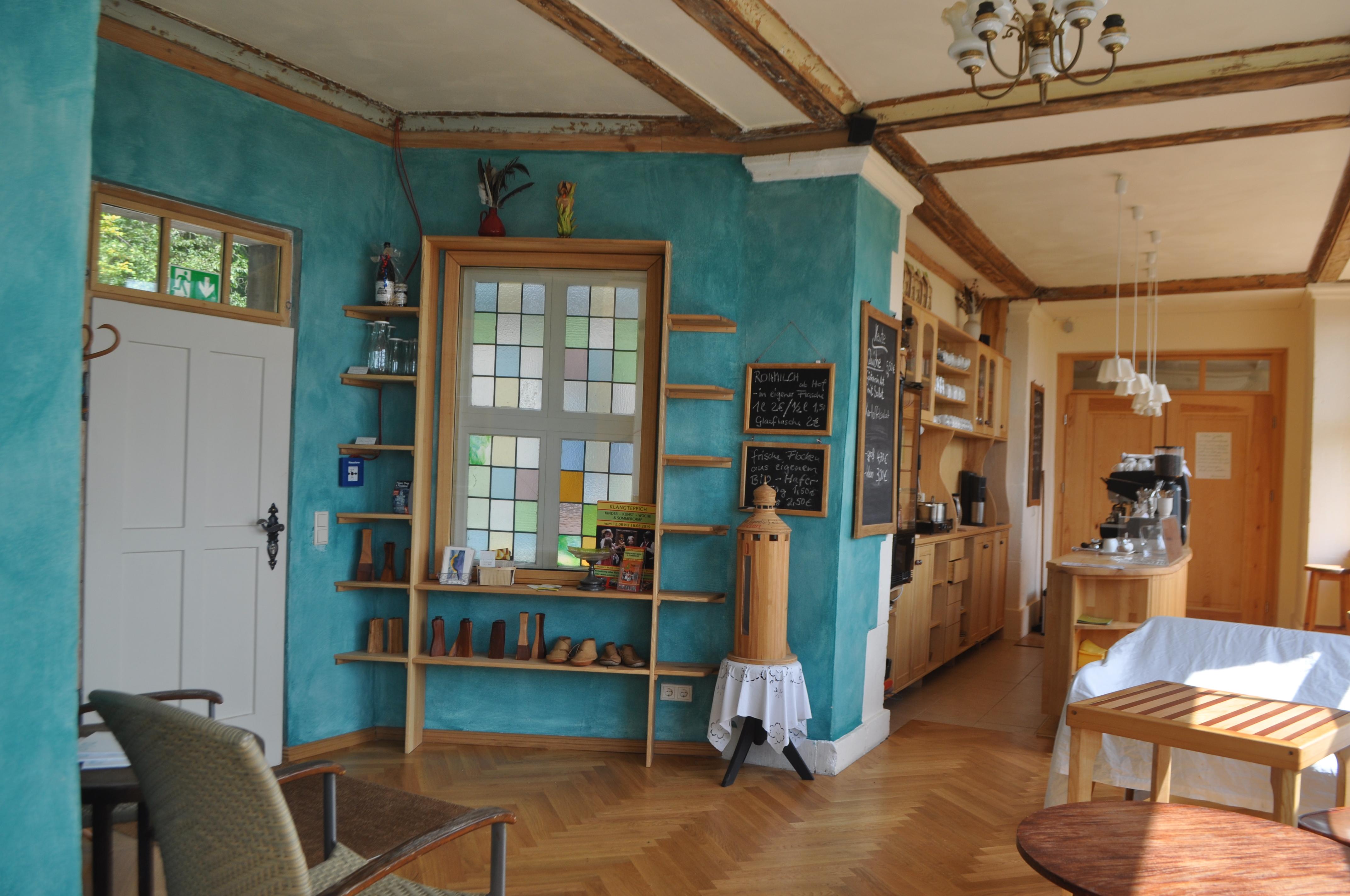 Kultur-Café, Auf Schloss Tonndorf e.G.