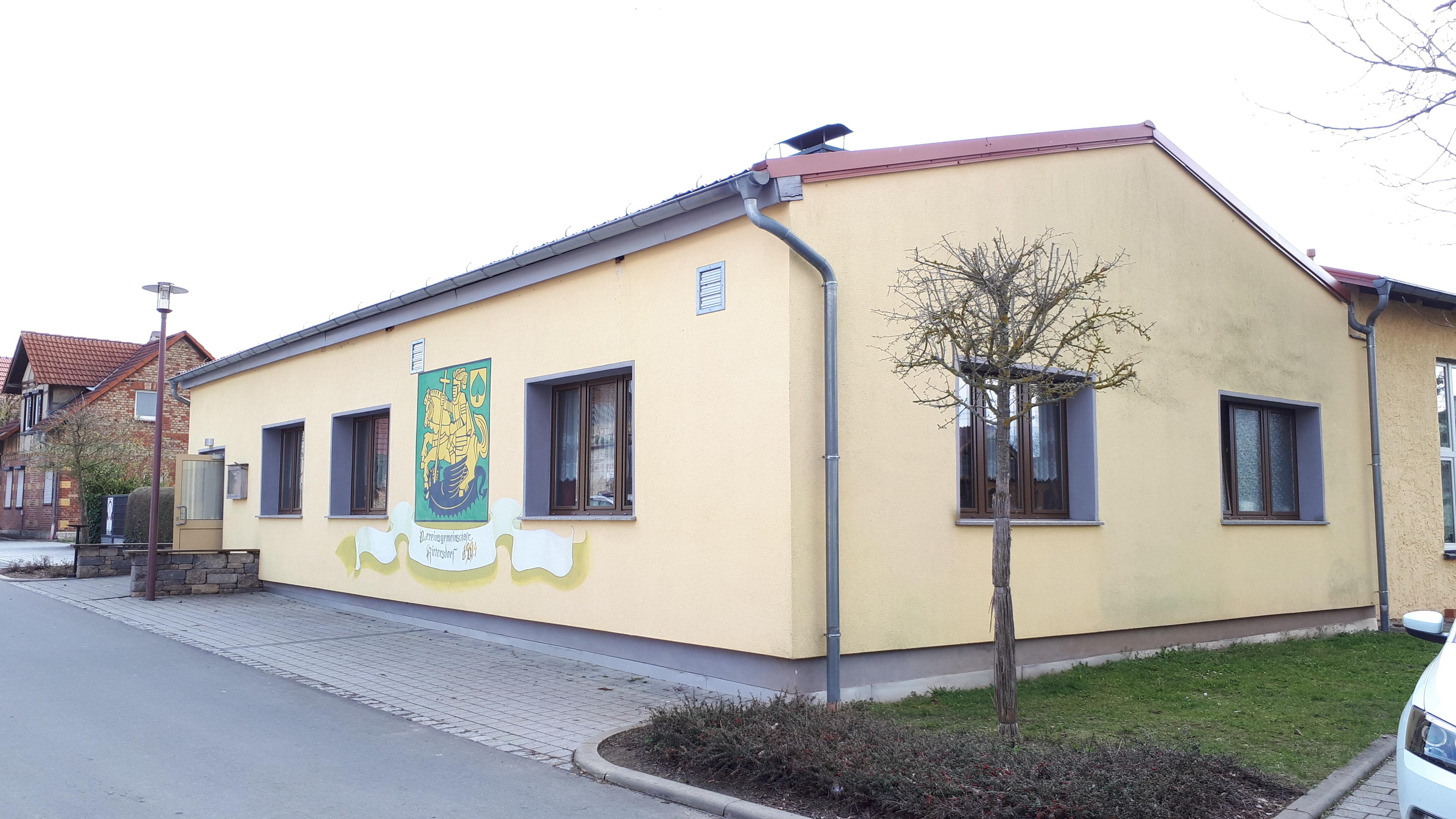Gemeindezentrum Rittersdorf (RAG Weimarer Land - Mittelthüringen e.V.)