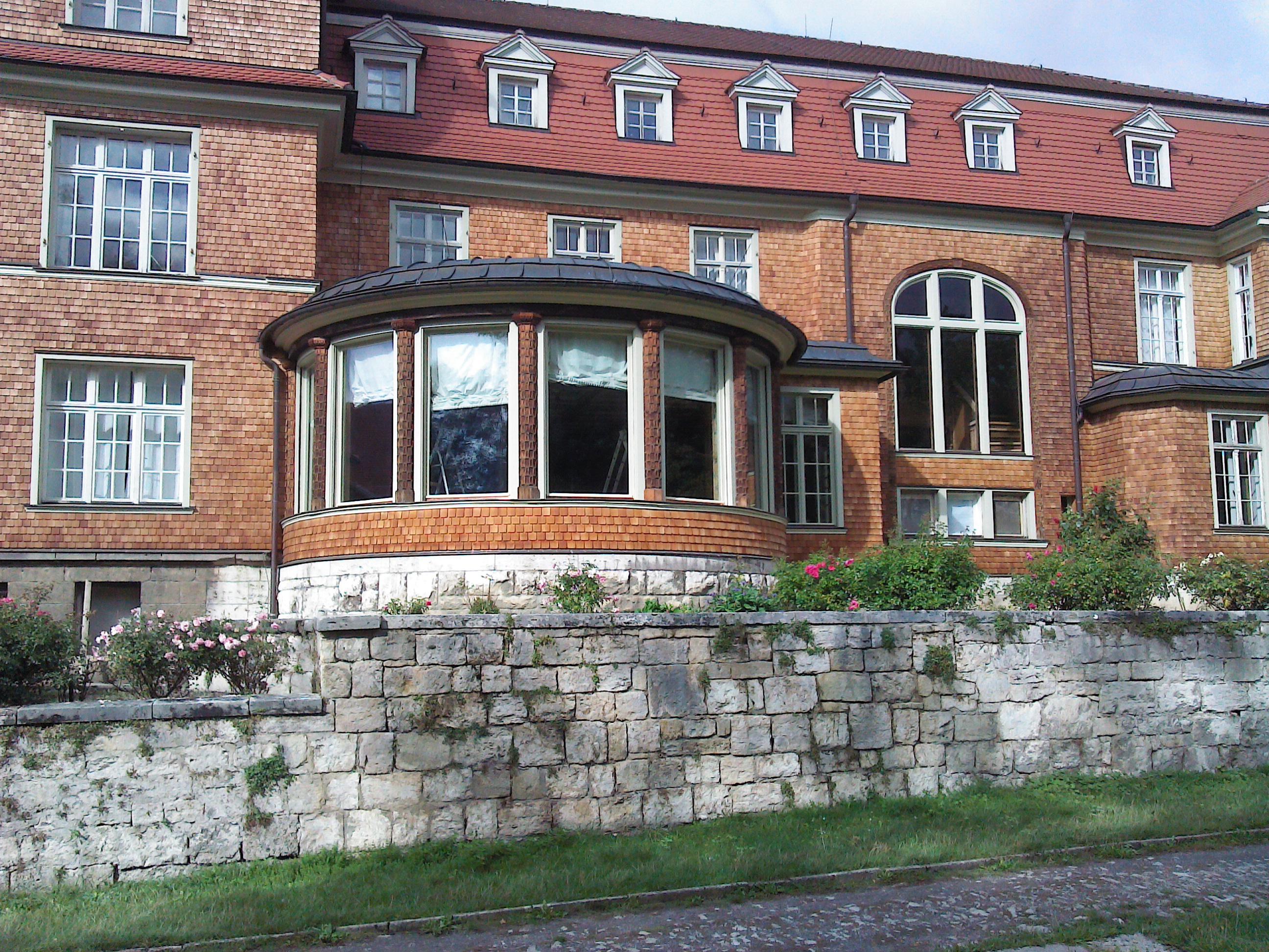 Fenstererneuerung am Herrenhaus (Diakonie Landgut Holzdorf gGmbH)