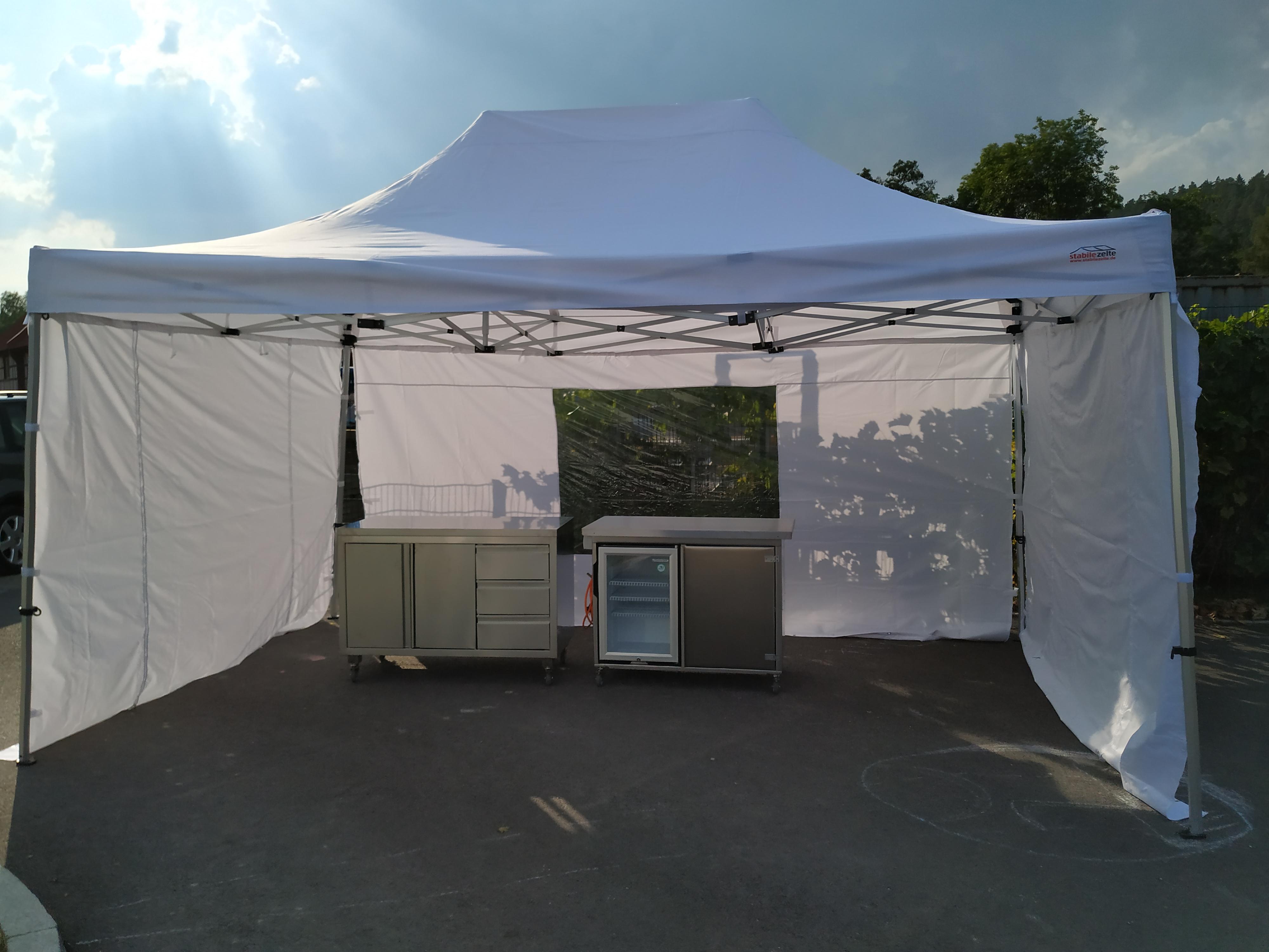 Mobile Küche (Die Kochschule)