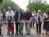 Einweihung Feininger Radweg Gelmeroda - Niedergrunstedt