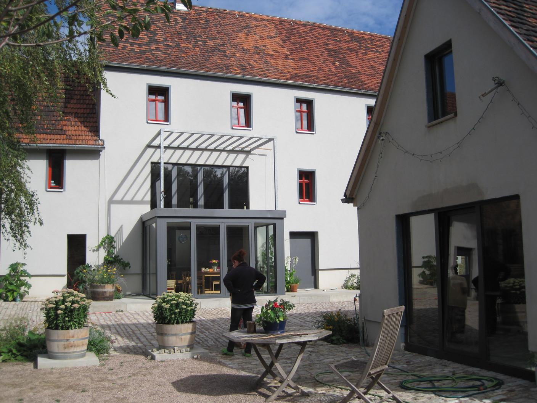 Nermsdorf: Gartenkultur an der Via Regia